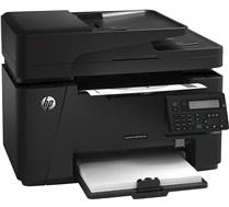 LaserJet Pro MFP M127