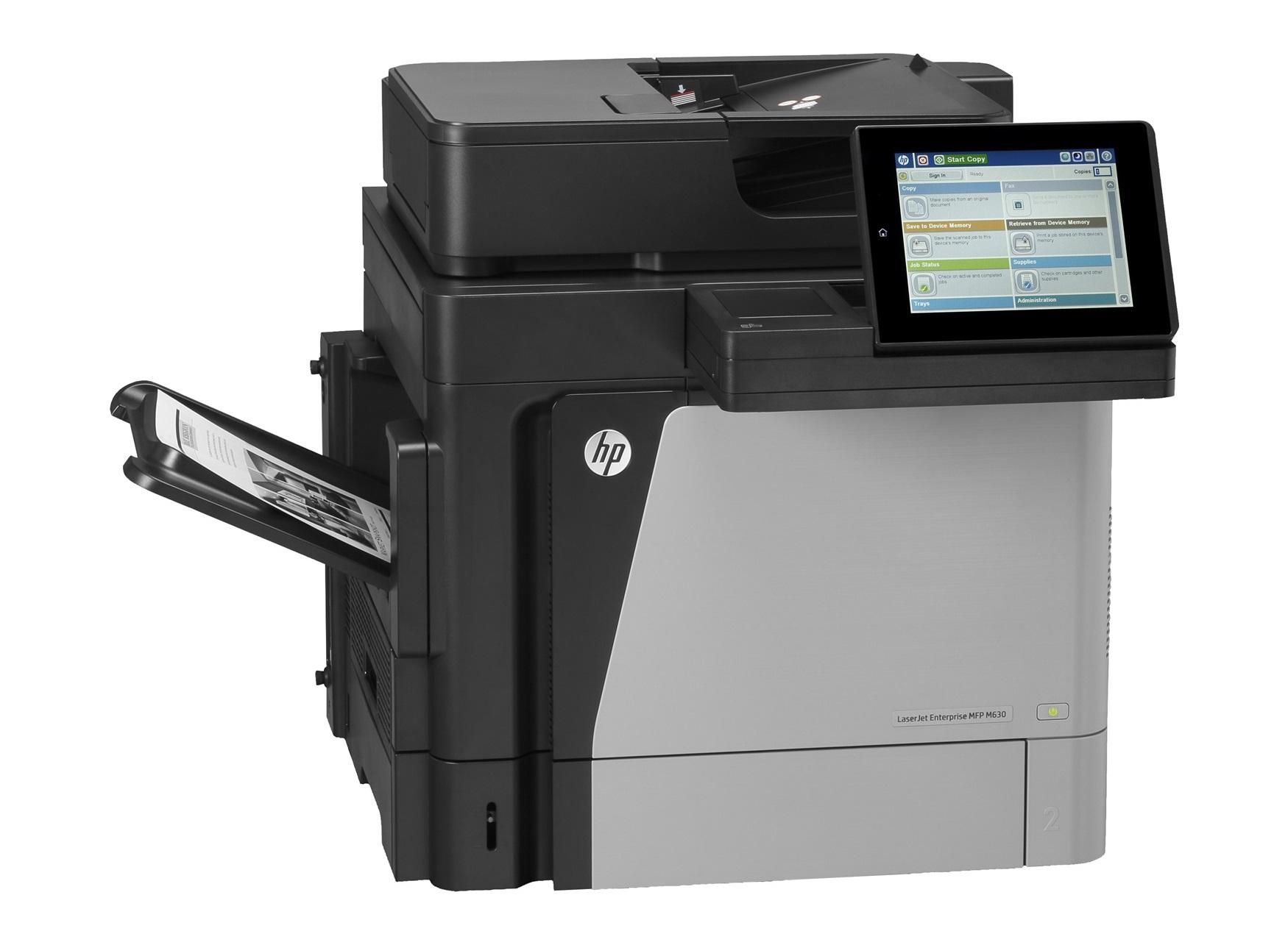 Laserjet Entreprise M630