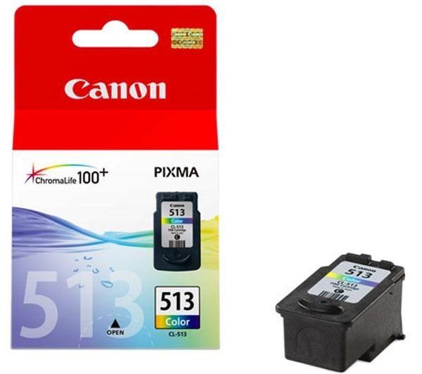 Cartouche Canon CL 513 couleur
