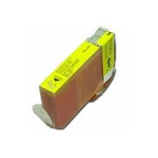 Cartouche compatible Canon BCI3e Yellow