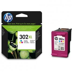 Cartouche HP 302XL couleur