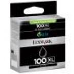 Cartouche Lexmark N°100XL Black