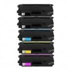 Pack de 5 toners compatibles Brother TN-426