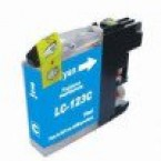 Cartouche compatible Brother LC123 Cyan
