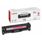 Toner origine Canon 718 Magenta 2.900 copies