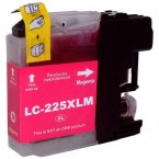 cartouche  compatible Magenta Brother LC225