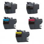 Pack de 5 cartouches compatibles LC-3219XL