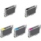 Pack 5 cartouches compatibles T071540